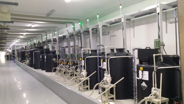 KCE-A central chemical supply equipment