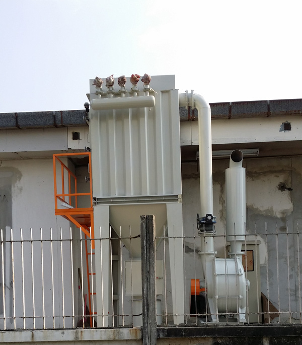 KCE-T  dust collector equipment